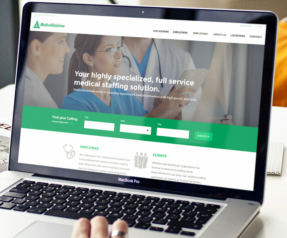 MedicalSolutions Home Page